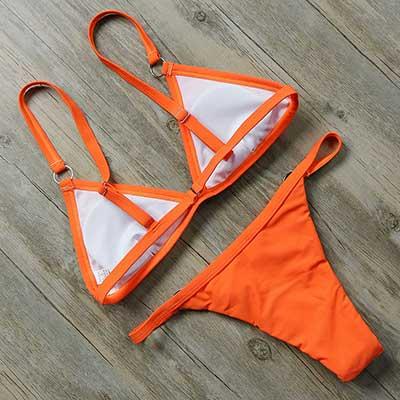 black bikini push up micro brazilian bikini set 2019 sexy swimsuit women solid swimwear high cut bathing suit female beach wear