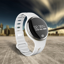 Oled-дисплей Bluetooth E07 Smart Браслет фитнес-Браслет Водонепроницаемый