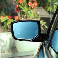 ブルーウイングミラーガラスとベースの加熱された車の防眩ミラーシグナルライトを Led ターン 2011-2014 ホンダアコード 8