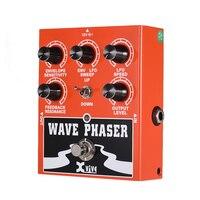 True Bypass гитарный тюнер звуковая обработка деталей волновой фазер гитарный эффект педаль полностью металлический корпус