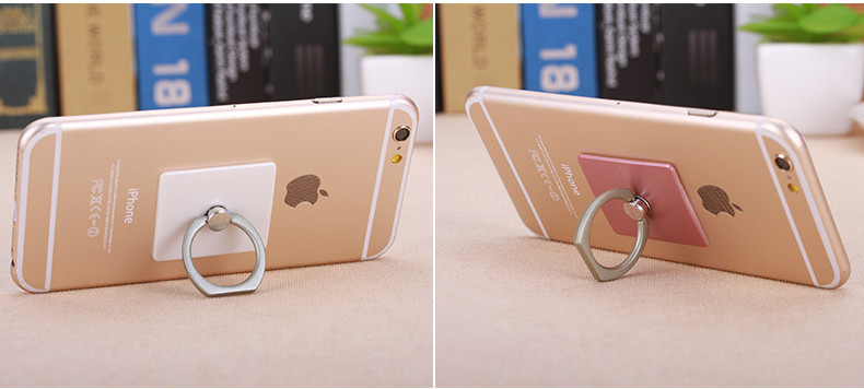 Ring Holder Hook Universal Mobile Phone 3D Metal Stand Mount Finger Grip Stent iPhone Samsung - Shenzhen Codio Technology Co.,Ltd. store