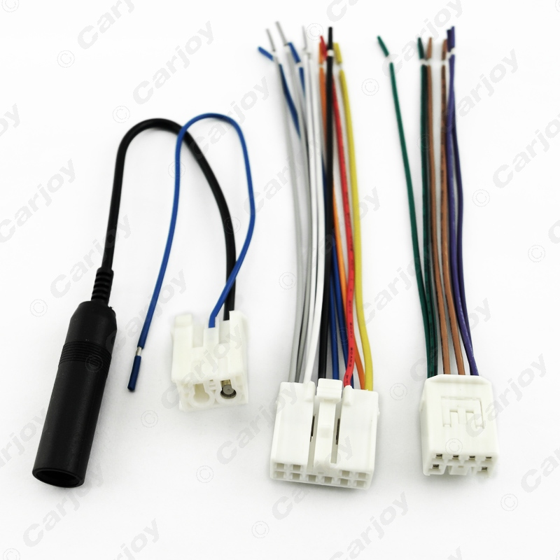 toyota wiring harness promotion shop for promotional toyota wiring car audio stereo wiring harness plug antenna adapter for toyota scion factory oem radio cd dvd stereo ca3186