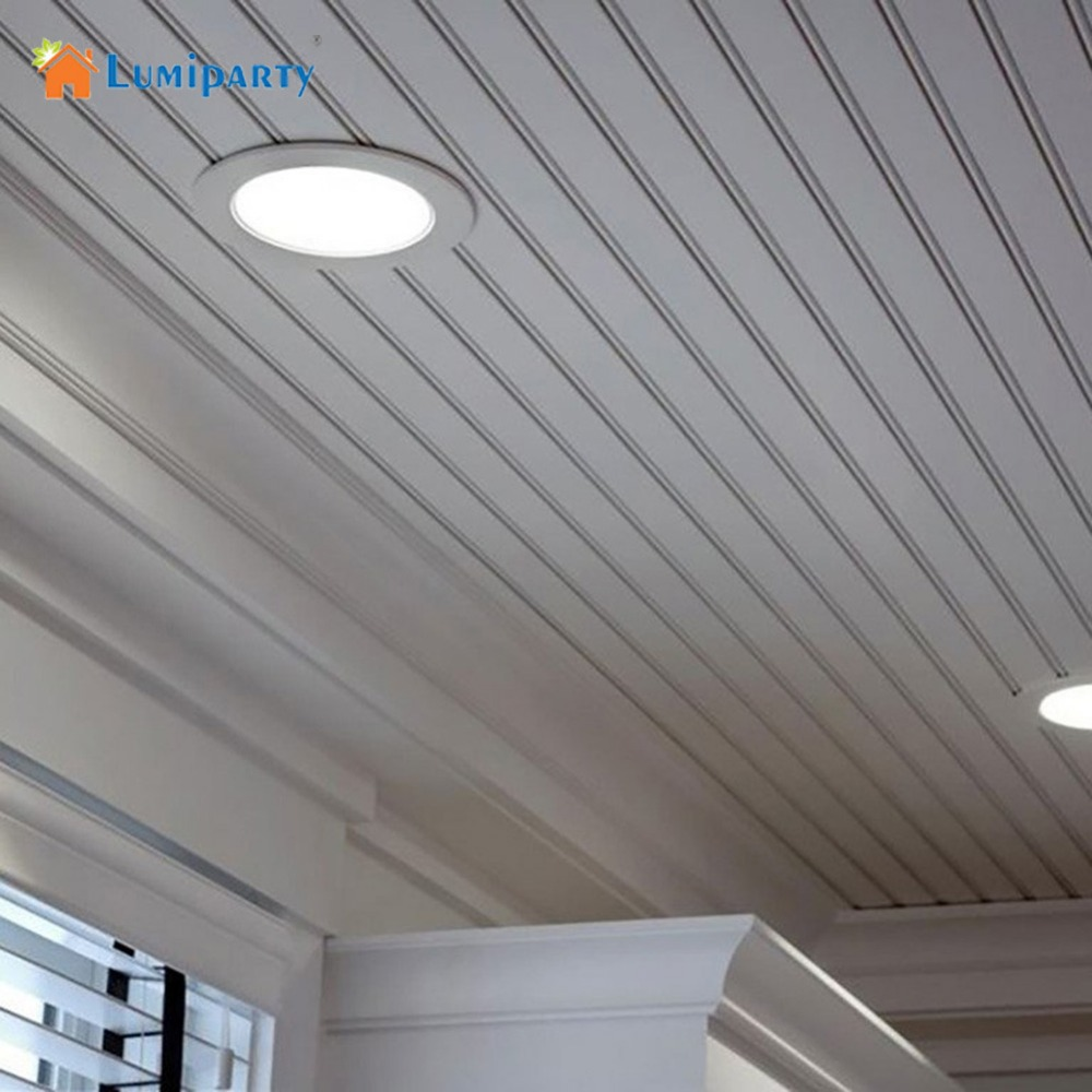 LumiParty LED down light ultrathin Flat LED Downlight lamp Round square Panel LED 220V 18w 12w spot light warm white light dhl ship 18w surface mounted led downlight round panel light smd ultra thin circle ceiling down lamp kitchen bathroom lamp
