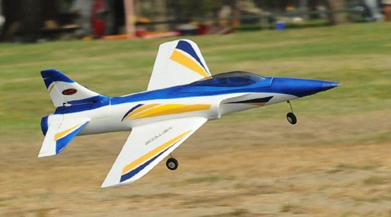 Sammeln & Seltenes Fernbedienung Spielzeug Dynam 1100 Mm Meteor 70mm Edf Rc Rtf Flugzeug W/motor Esc Servos Batterie Th03713