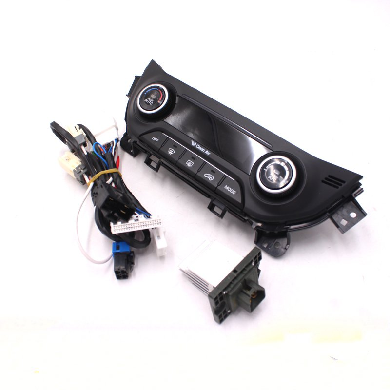 For Hyundai ix25 ix35 Lang(creta)Heater Control AC/Heater climate control switch Manual automatic air conditioning knob switches|Car Switches & Relays| |  - title=