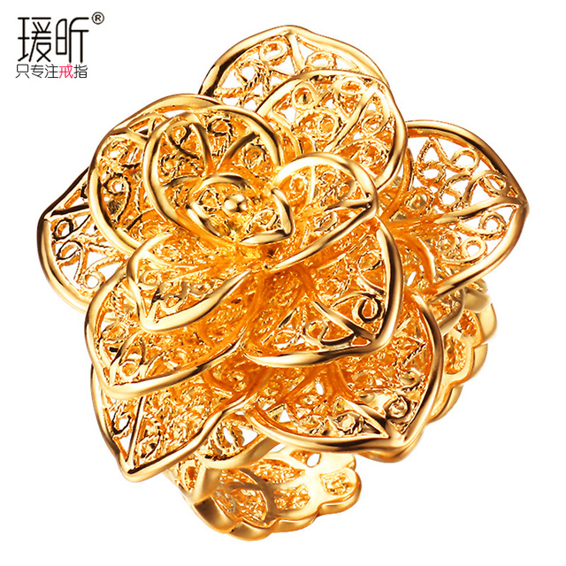 Big Gold Rings Rings & Bands
