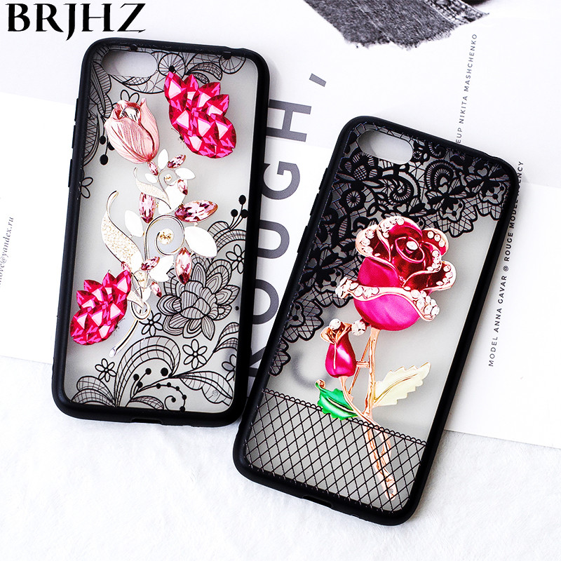cd3209c100f Honor 7A Case on For Huawei Honor 7A DUA-L22 Case Hard plastic PC Phone Case  For Huawei Y5 2018 Case Cover Coque Tempered glass