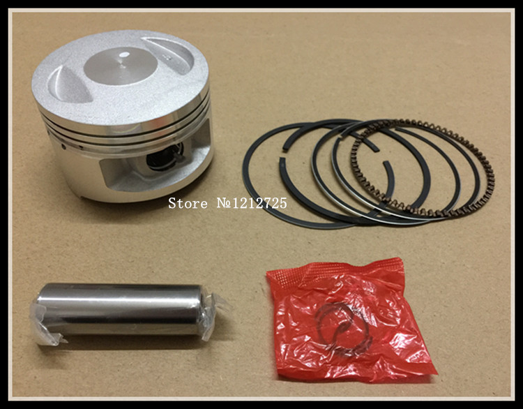 Zongshen Motorcycle <font><b>Piston</b></font> assembly SB300 CG300 <font><b>Piston</b></font> <font><b>ring</b></font> <font><b>Piston</b></font> diameter <font><b>74mm</b></font> pin 18mm image