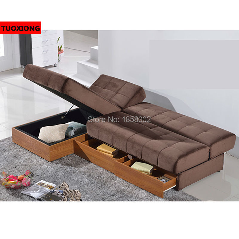 ... Sleeping Sofa As Bed Multifunctional Modern Folding Sofa Bed European  Style Living Room Furniture For Living ... Part 75