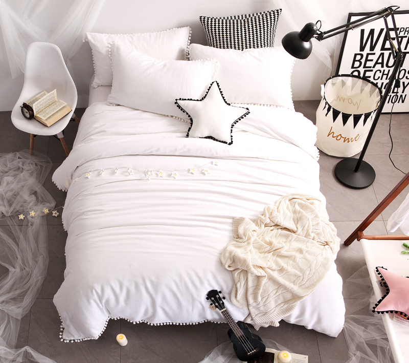 lovely princess 100 cotton bedding set bedclothes king queen size duvet cover fitted sheet pillowcase
