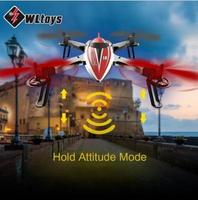 Top High Quality Q212K 0.3MP Camera WiFi 2.4G 4CH 6 Axis Gyro RTF RC Quadcopter Hold Altitude Mode Toy Made from Safety Material