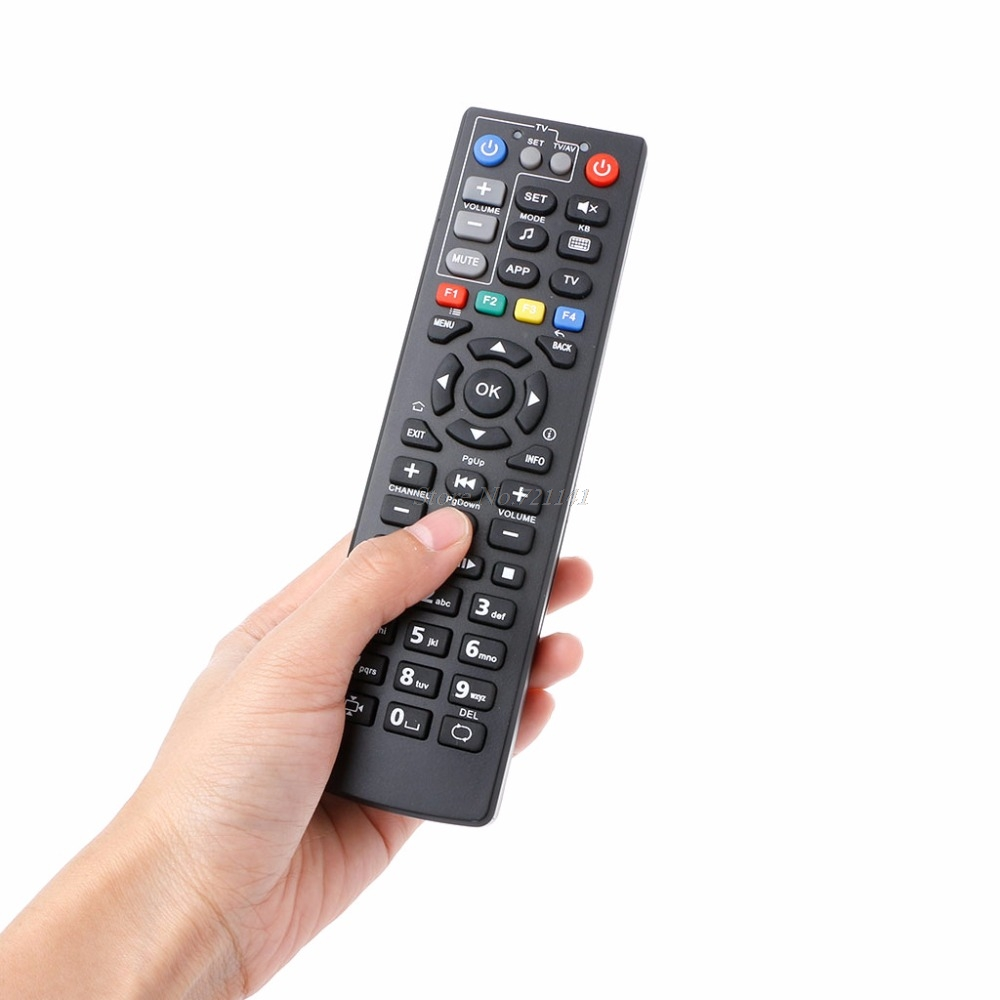 Remote Control With Learn Function For MAG250 MAG254 TV Box / IPTV Set Top Box Electronics Stocks