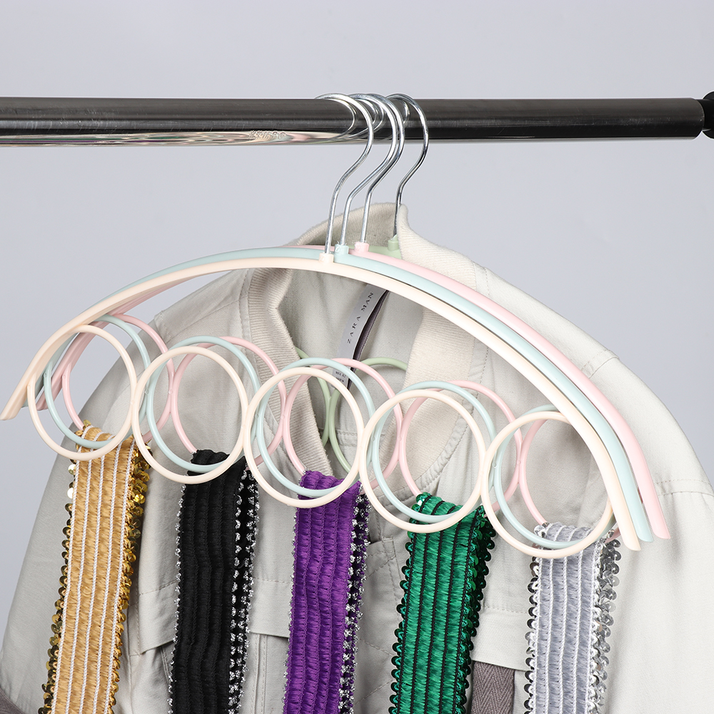 Robe Hooks 1 Pcs Random Color Support Drying Shoes Hook Clothes Drying Rack Multifunction Plastic Scarf Clothes Hangers Storage Racks Punctual Timing Bathroom Hardware