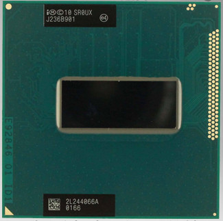 Intel <font><b>i7</b></font> <font><b>3630QM</b></font> SR0UX PGA 2.4GHz Quad <font><b>Core</b></font> 6MB Cache TDP 45W 22nm Laptop CPU Socket G2 image