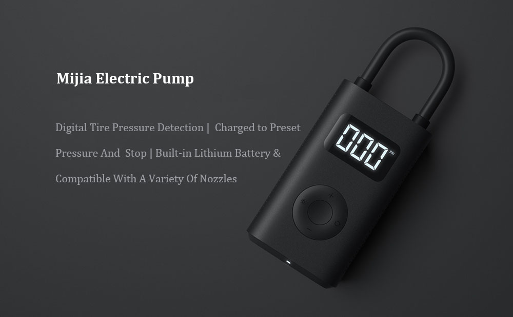 Mijia - Portable Electric Pump