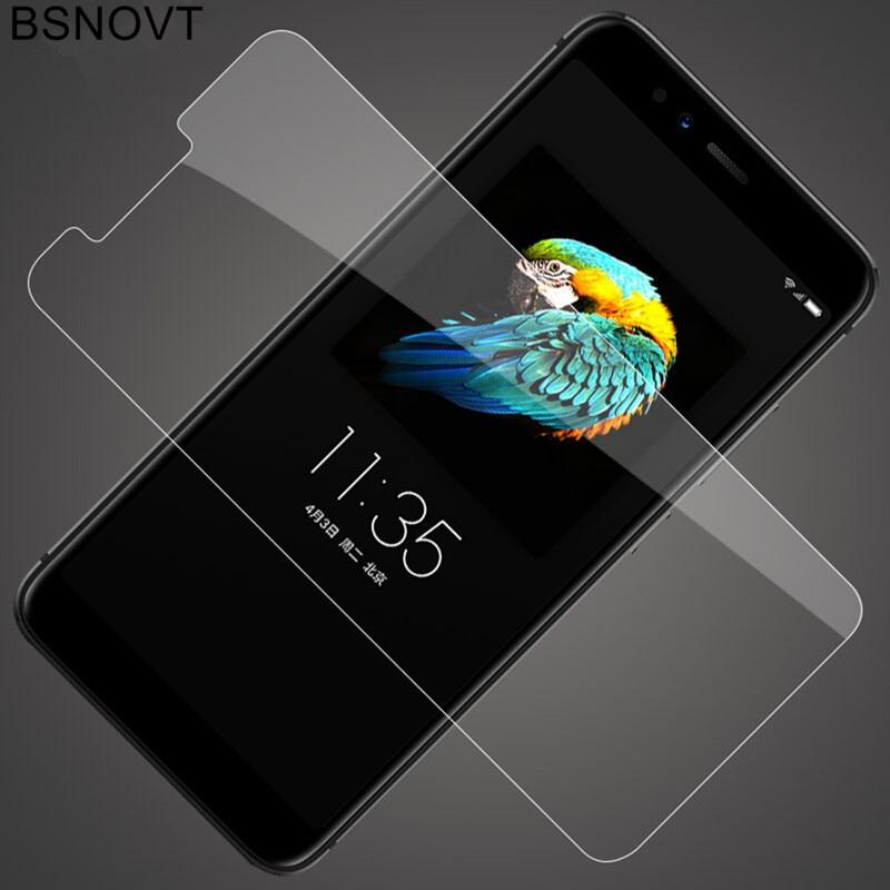 2PCS Glass For Lenovo S5 Tempered Glass Screnn Protector Lenovo S5 Glass Anti Scratch Phone Film lenovo S5 K520 Protective Film
