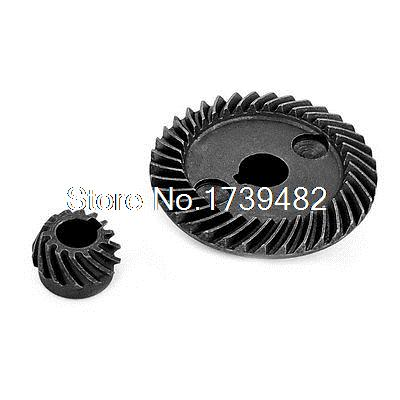 0.31 Pinion Shaft Diameter Angle Grinder Spiral Bevel Gear Parts electric spiral bevel ring pinion angle grinder gear set for hitachi 100
