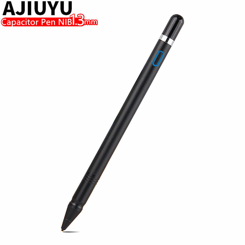 Pen Active Stylus Capacitive Touch Screen For OnePlus 5 5T 3T 3 A5000 6 vivo OPPO Pen Mobile Phone NIB1.3mm High precision Case