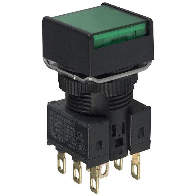 button switch A165L-AGM-24D-1 Original button switch a165l agm 5 1 original
