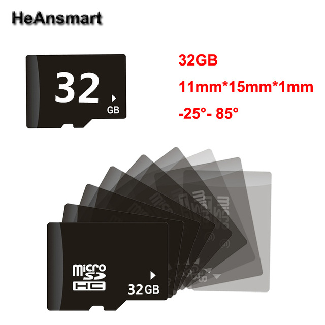 32G CCTV Storage Cards Micro Memery Card Exclusive Use for Monitoring CCTV Camera Surveillance IP Camera NVR and DVR