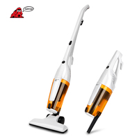 New Vacuum Cleaner Low Noise Home Rod Vacuum Cleaner Handheld Collector Household Aspirator White Orange Color