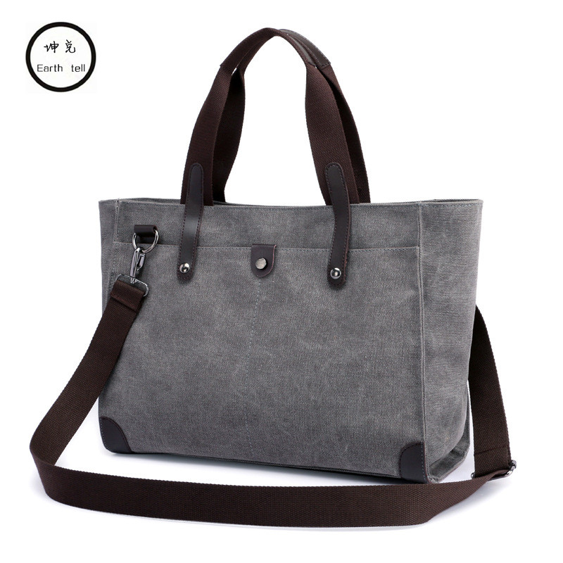 Canvas Handbag Large Hobos Bags Sell Totes Bolsas Vintage Travel Shoulder Bag