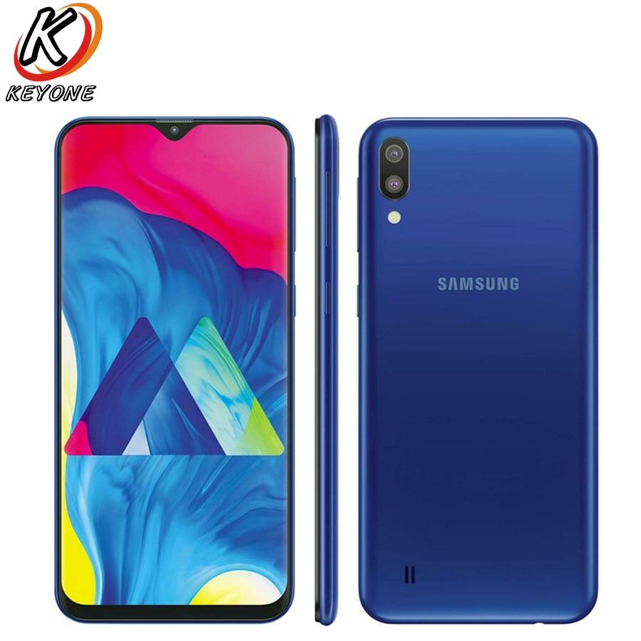 New Samsung Galaxy M10 M105F DS LTE Mobile Phone 6 22 3GB RAM 32GB ROM Exynos