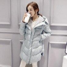 2016 Fashion Female Outwear Thick Warm Parka Oversize Winter Coat Women hot sale