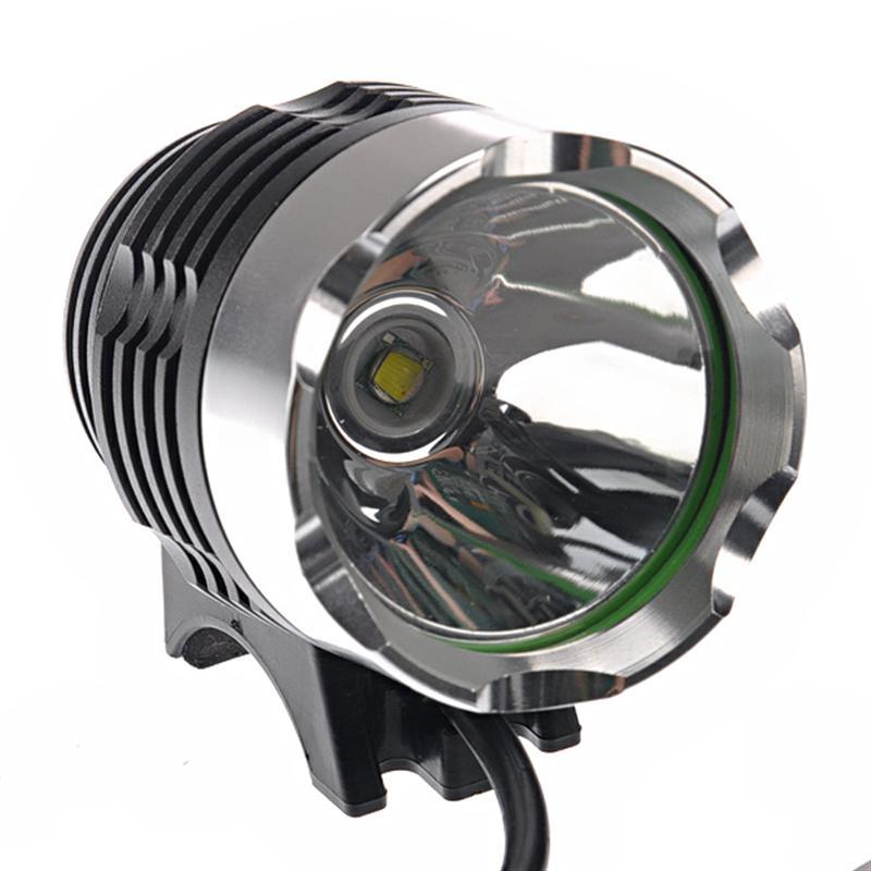 CREE XM-L T6 3-Режим 1200 люмен светодиодный велосипед фар Waterpoof велосипед свет ламп ...