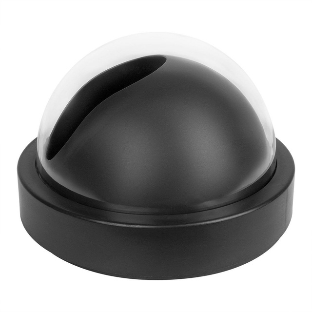 Outdoor Dummy Dome Security Camera With Motion Sensor