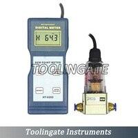Портативный метр точки росы HT 6292 измеритель влажности с температурой и индикатор влажности HT6292 измеритель влажности