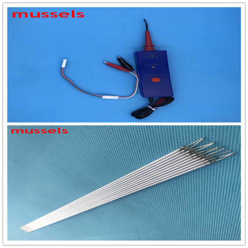 For 15.4'' Inch LCD Laptop CCFL 336mm X 2.0mm Backlight Lamps Highlight 10 Pieces / Lot And CCFL Tester Tool 1pcs