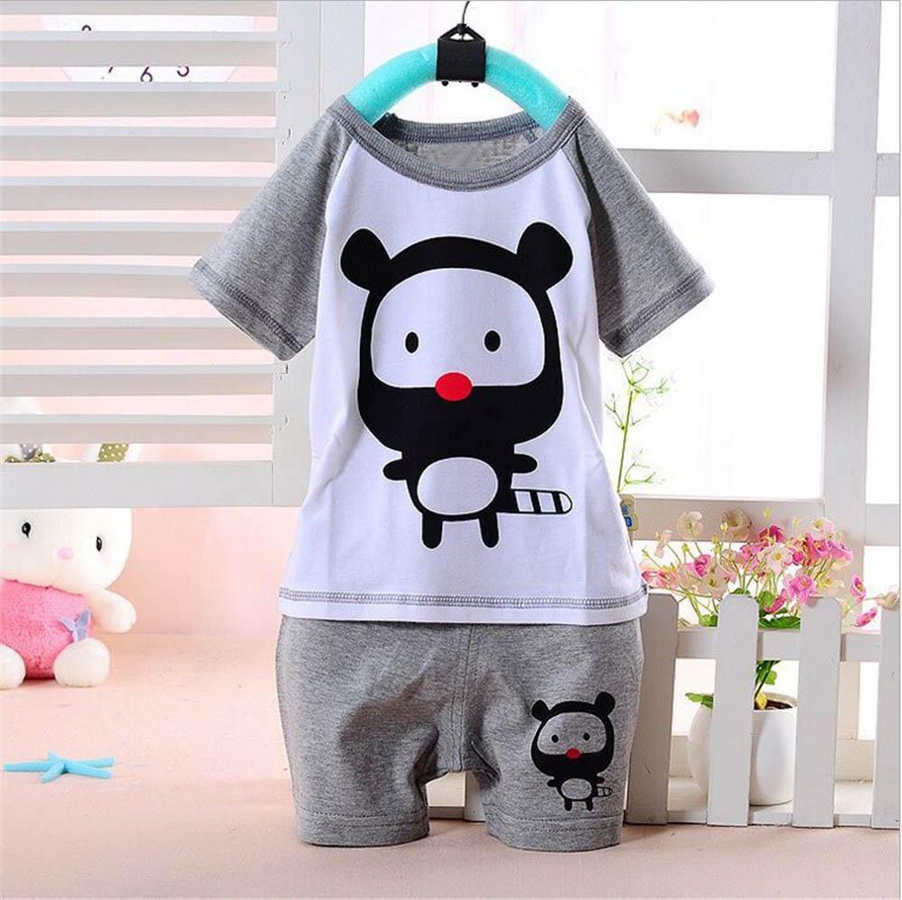 100-Cotton-Baby-Boys-Girls-Clothing-Set-Children-Shirt-Pants-Set-Kids-Cartoon-Clothes-Casual-Suits-5-Design-2015-Summer-2