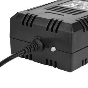 Image 4 - 新 24 ボルト充電器鉛酸電動スクーター e バイク電源 eu スマートスクーターの充電器 24 ボルト 1.8A 航空コネクタ
