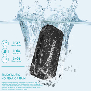 Image 2 - Lewinner X3 haut parleur Bluetooth IPX7 étanche Portable sans fil haut parleur 40W haut parleurs 15H Playtime avec caisson de basses supplémentaire