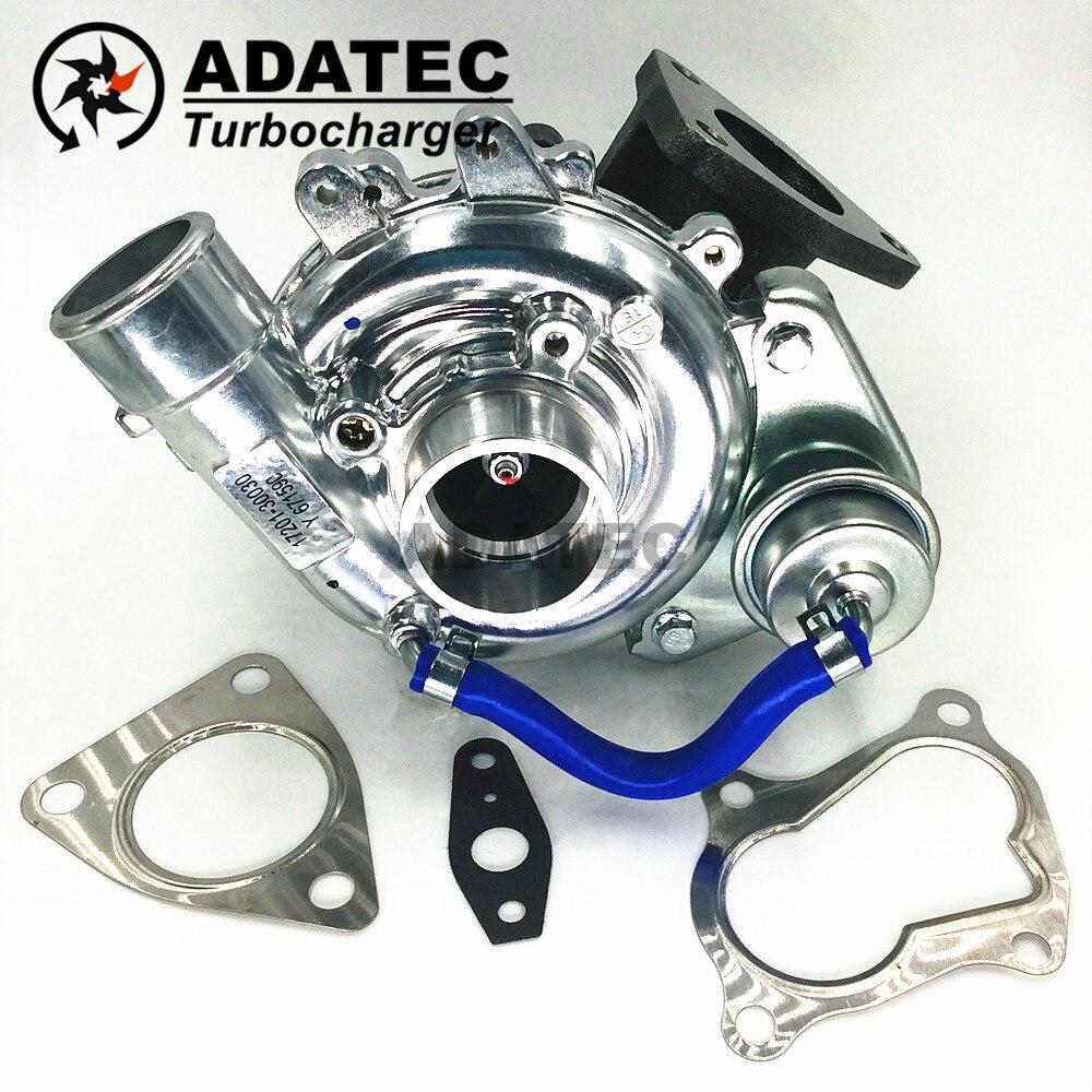 CT9 full turbo charger 17201-30120 17201-0L030 turbocharger 17201-30030 turbine for Toyota Hiace 2.5 D4D 102 HP 2KD-FTV стоимость