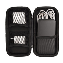 Multi-function Storage Bag Zipper Electronic Products Travel