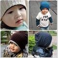 New Hot Cool Baby Kids Hat Parent-child Cap Adult Infants Hats Boy Girls Toddlers Beanie New