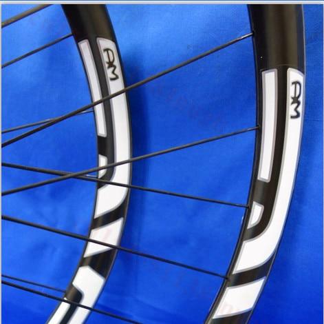 RSD 3K UD Tubeless Carbon Matt Bicycle 29ER Mountain Bike Wheelset 29