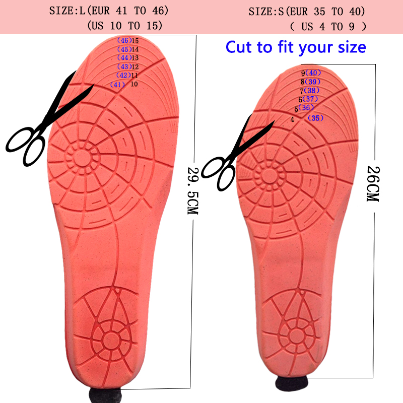 New USB elektronik pemanas sol untuk sepatu pria wanita boot Jenis - Aksesoris sepatu - Foto 5