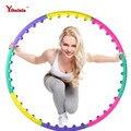 NOVO ímã de fitness hula hoop massage hula-hoop hoops para crianças kid musculação para mulheres hoops