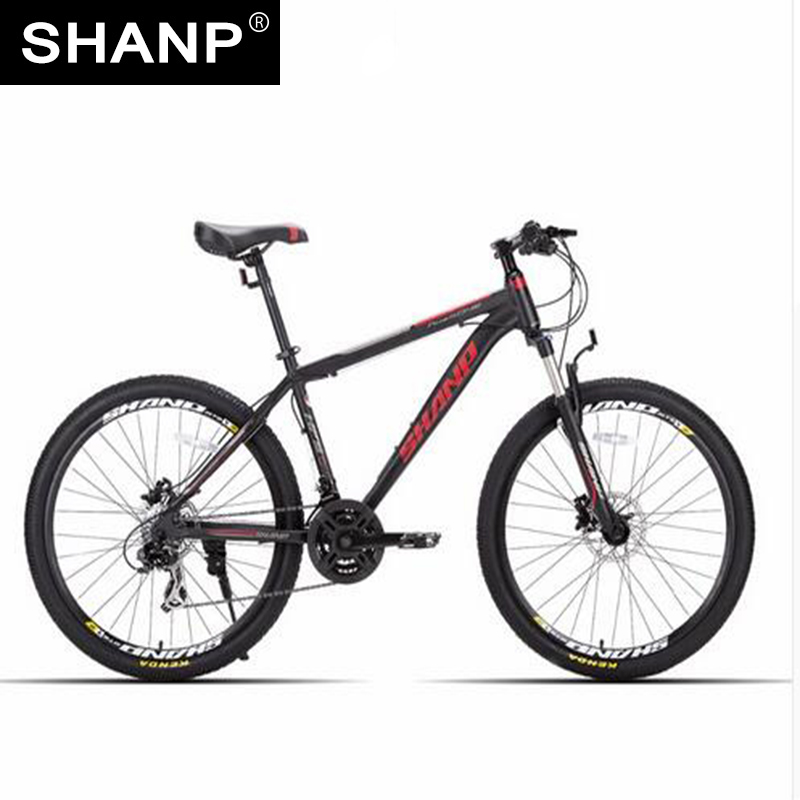 Lauxjack Mountain Bike Men And Women Bike 27 24 Speed Student Car 26