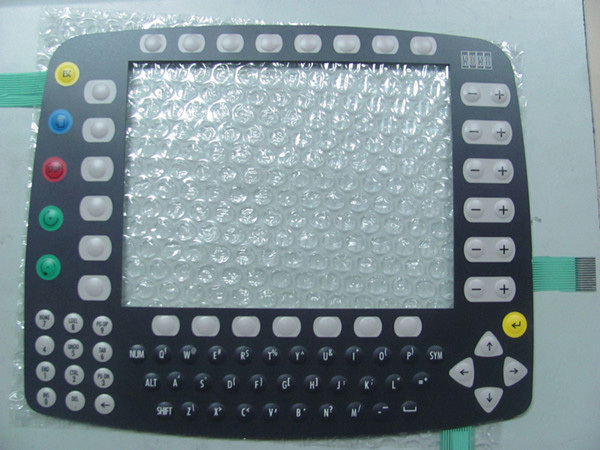 New KCP169-000-398 KUKNew For KCP169-000-398 KUKA CONTROL PANEL KR C1 ROBOT TEACH PENDANT Membrane Keypad