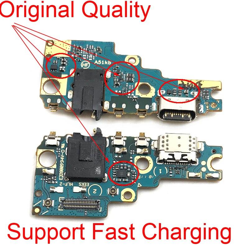 New USB Charging Port Dock Connector Charging Port Flex Cable For Asus Zenfone 5 ZE620KL 6.2