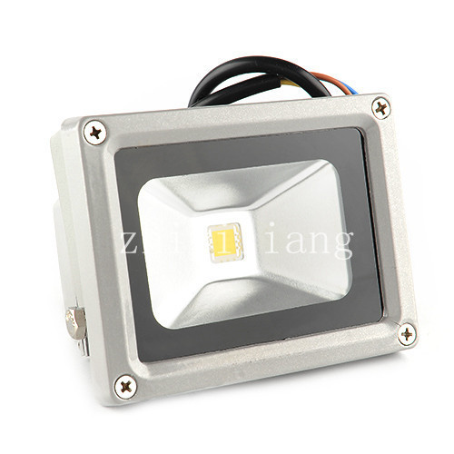 10W LED Day Flood Wash light Waterproof LED Projection lamp cool White