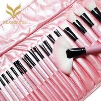 HUAMIANLI 32 Pcs Makeup Tools Pincel Maquiagem Professional Soft Cosmetic Foundation Powder Make Up Brushes Set
