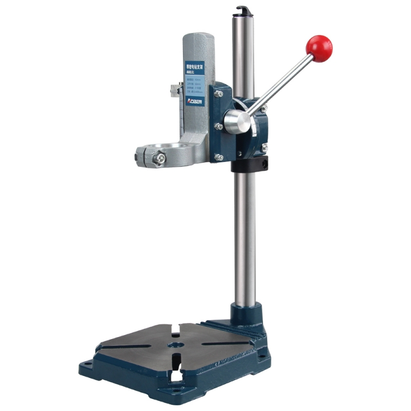 цена на Precise drill stand Electric drill fixed bracket Multifunction hand drill fixed stand Small bench drill and Cast iron vise tool