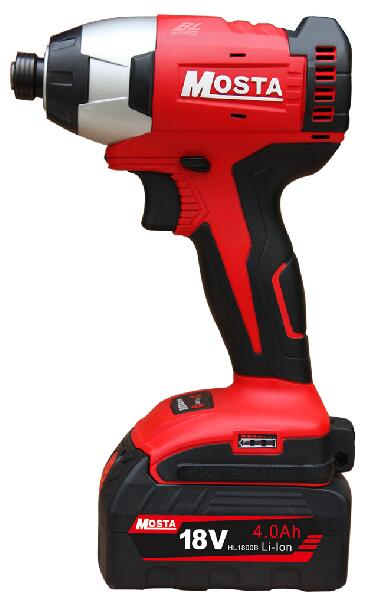 MOSTA LW18SEB 18V 4 0Ah household electric tool multi functional cordless impact driver double speed LI