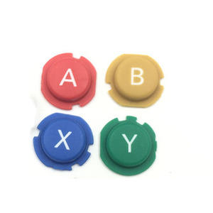 Image 5 - Colorful Plastic ABXY Directions Keys Buttons Set for Nintendo Switch Right Controller Joy Con