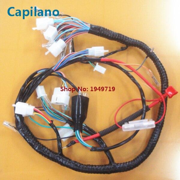 honda 125cc wiring wiring diagram tools Honda Ridgeline Wiring Diagram Honda Cg 125 Wiring Diagram #16